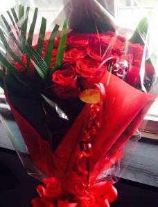 プレゼント花2