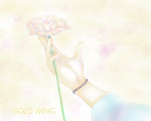 羽生結弦 花は咲く ガーベラ