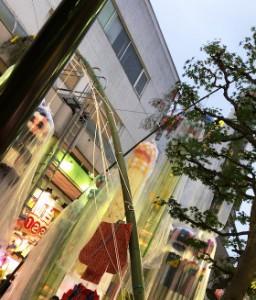 仙台七夕 雨